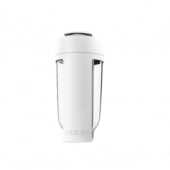 Шейкер MOUS Fitness Bottle White (MFBWhite)