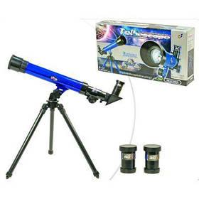 Телескоп C2101 (24шт/2) на треноге, 3 набора линз, в коробке 43*8, 5*22см