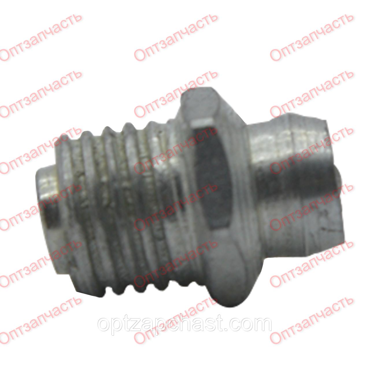 Тавотница Ф10 (масленка) прямая (ГОСТ19853-74(DIN71412))