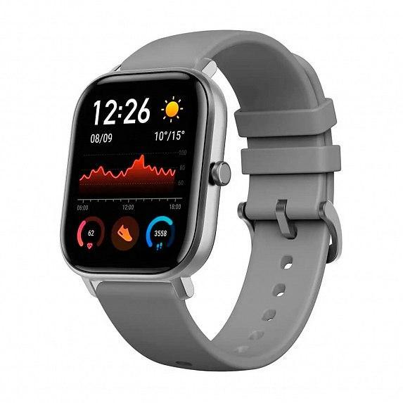 Смарт-часы Amazfit GTS Lava Grey (Международная версия) (A1914LG)