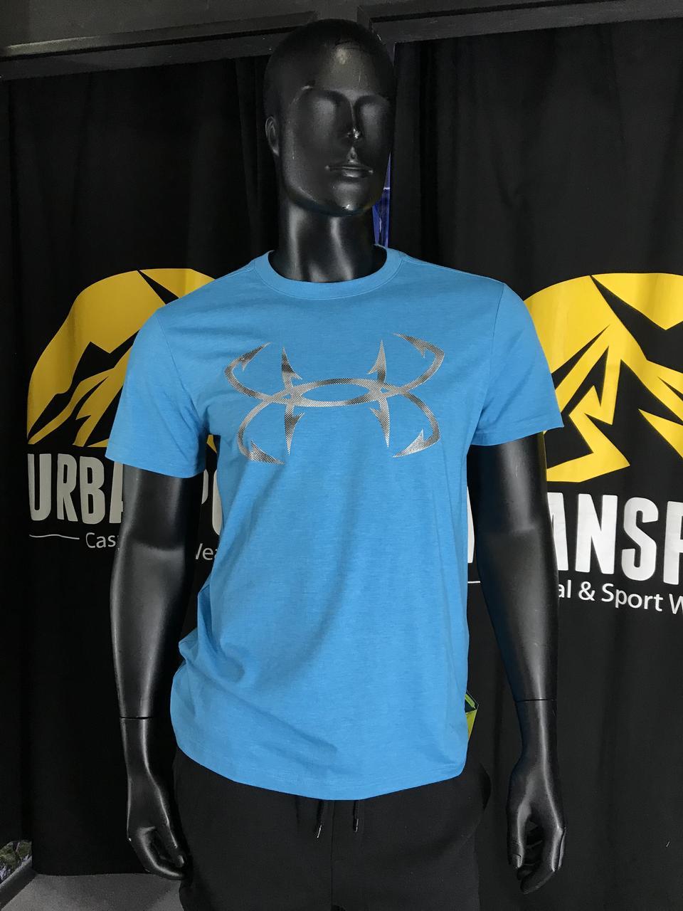 Футболка чоловіча Under Armour ( blue )