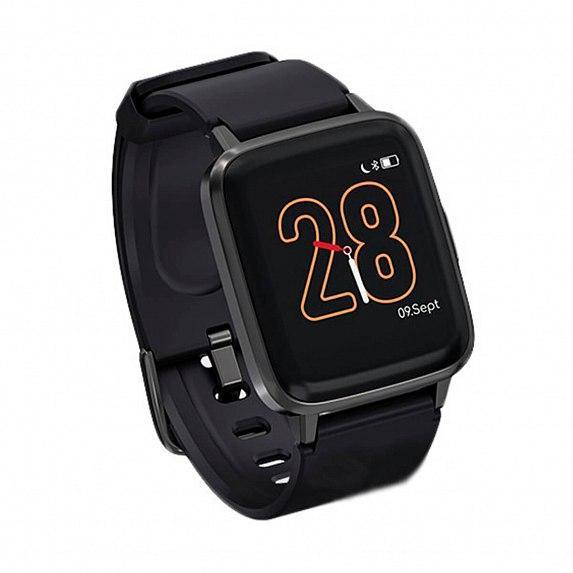 Смарт-часы XIAOMI Haylou LS01 Black