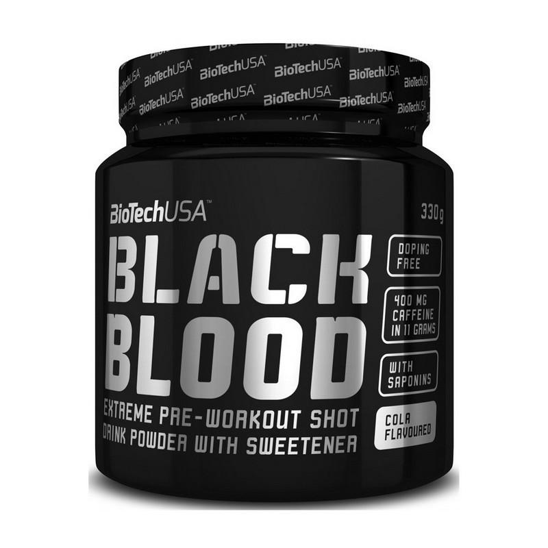 Black Blood (330 g) BioTech