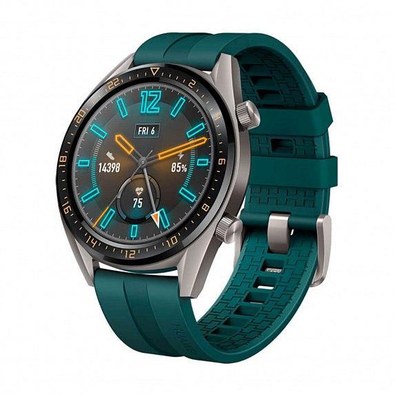 Смарт-часы HUAWEI Watch GT Active (FTN-B19) Green (55023721)