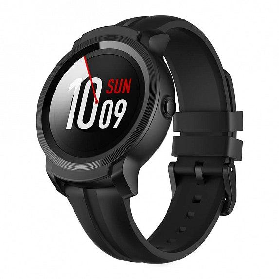 Смарт-часы MOBVOI TicWatch E2 WG12026 Shadow Black