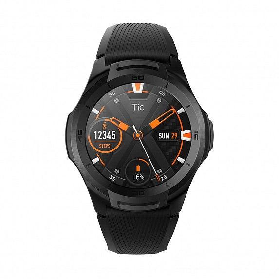 Смарт-часы MOBVOI TicWatch S2 WG12016 Midnight Black