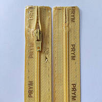 Молнии спиральные неразъемные с автоматическим фиксатором 12, 15, 18, 20, 22 см PRYM, разные цвета