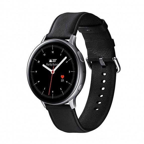 Смарт-часы SAMSUNG Galaxy Watch Active 2 40mm Stainless Steel Silver (SM-R830NSSA)
