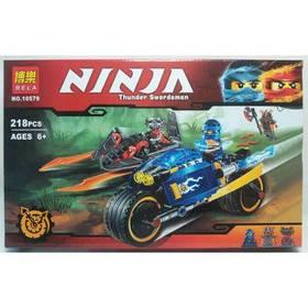 Конструктор 10579 Ниндзя 218 деталей