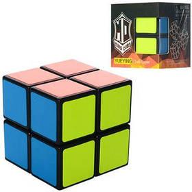 Кубик-рубика 379005-A 2х2, в кор-ке пластмаса размер 5*5 см