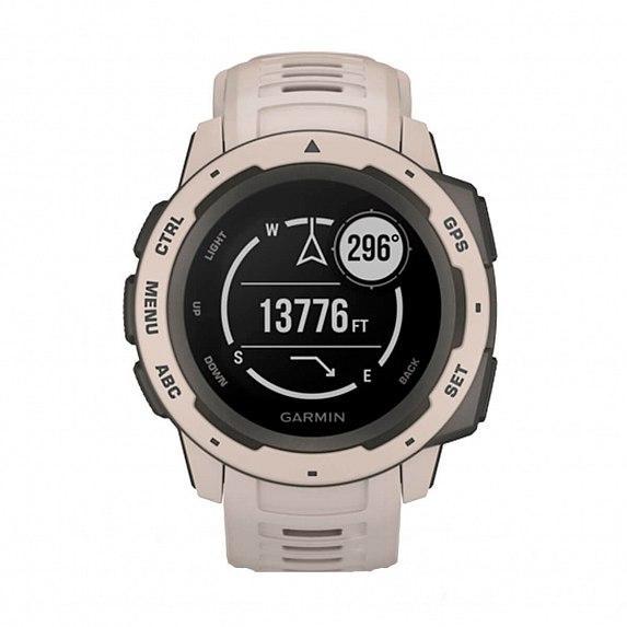 Спортивные часы GARMIN Instinct Tundra (010-02064-01/20)