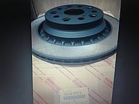 Задние тормозные диски TOYOTA CAMRY40, CAMRY50, LEXUS ES350  42431-33130