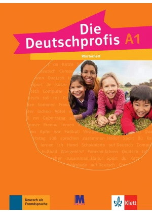 Die Deutschprofis A1. Wörterheft - Тетрадь-словарь