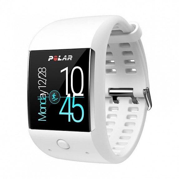 Спортивные часы Polar M600 + GPS for Android/iOS White (90062397)