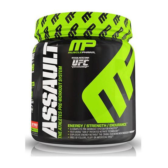 ASSAULT 20 serv. NEW (290 g) Muscle Pharm