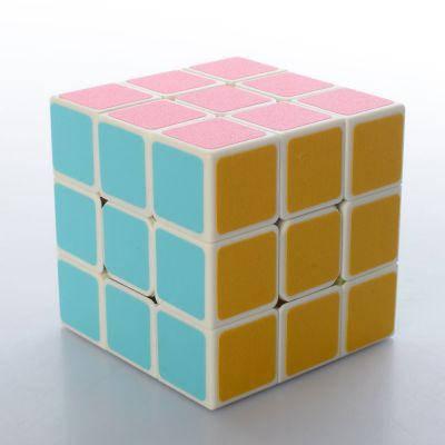 Кубик-Рубика 814(180 шт) 6-6-6 см в кульке, фото 2