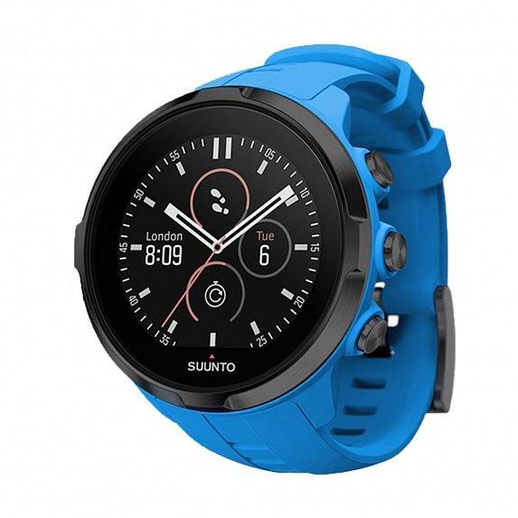 Спортивные часы SUUNTO Spartan Sport Wrist HR Blue + HRM Belt (SS023365000)