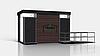 Модульные санузлы, модульный санузел, купить санитарный модуль, фото 4