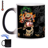 Чашка-хамелеон Крішна 330 мл, фото 1