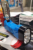 Фонарик лед аккумулятор LED 125