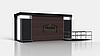 Модульная бытовка с санузлом, санитарные модули цена, фото 5