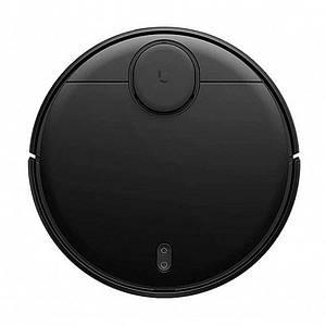 Робот-пылесос с функицей влажной уборки Xiaomi Mi Robot Vacuum Mop-P Black (STYTJ02YM) (Международная версия) (SKV4109GL)