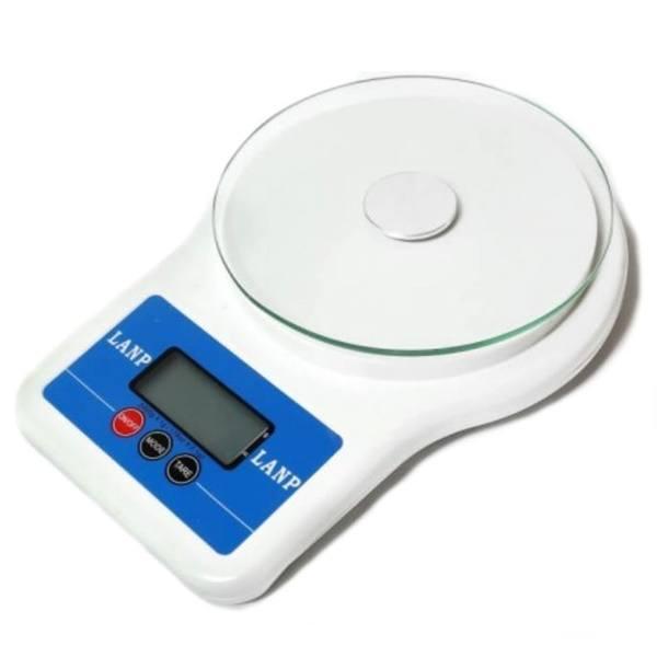Весы кухонные LANP 6109/109 (5кг)