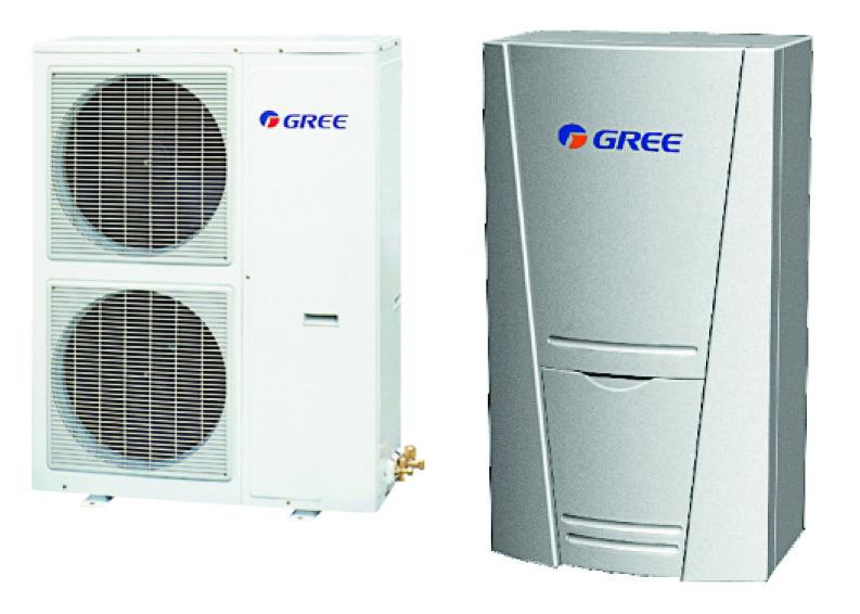 Однофазный тепловой насос Versati GRS-CQ10Pd/Na-K (10 кВт)