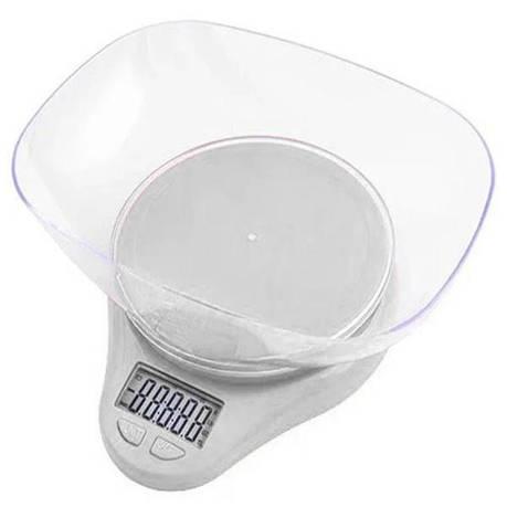 Весы кухонные с чашей 116А (5 кг), фото 2