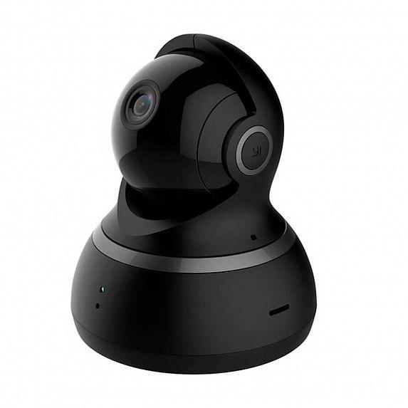 IP камера YI Dome Camera 360° (1080P) (Международная версия) Black (YI-93006)