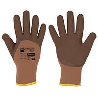 Защитные перчатки Bradas GRIZZLY FULL латекс, размер 10, RWGF10
