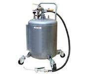 Установка маслораздаточная пневматическая с маслозаборником (40л.) G.I.Kraft DVC-40