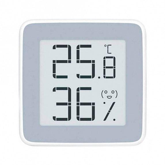 Датчик температуры и влажности воздуха Xiaomi Mijia Miaomiaoce E-Ink Screen Display (MHO-C201/202)