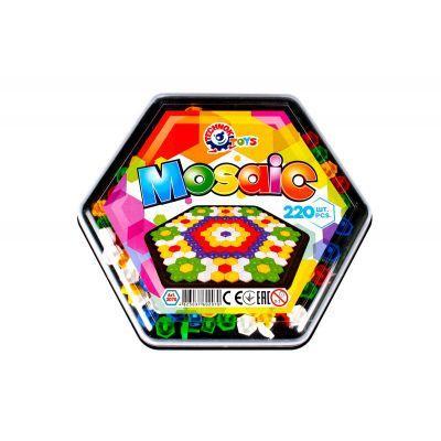 """Игрушка мозаика """"Разноцветный мир ТехноК"""", арт. 2070"""