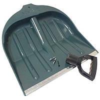 Лопата снегоуборочная с металлическим кантом и ручкой в комплекте Свитязь (73038)