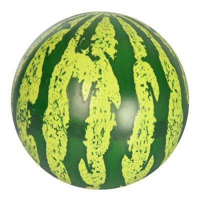 Мяч детский MS 0927-1 9 дюймов, арбуз, 75 г, фото 2