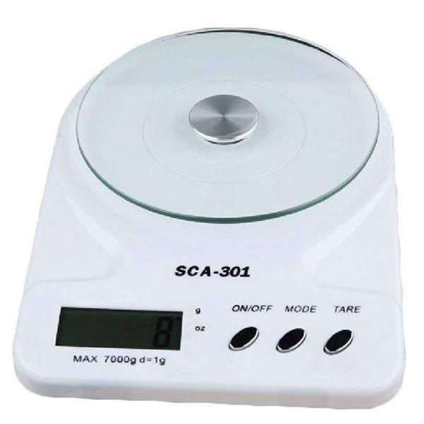 Весы кухонные SCA 301 (7 кг)