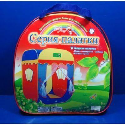 """Палатка 3302 (24шт/2)""""Домик"""", в сумке 40*40 см, фото 2"""