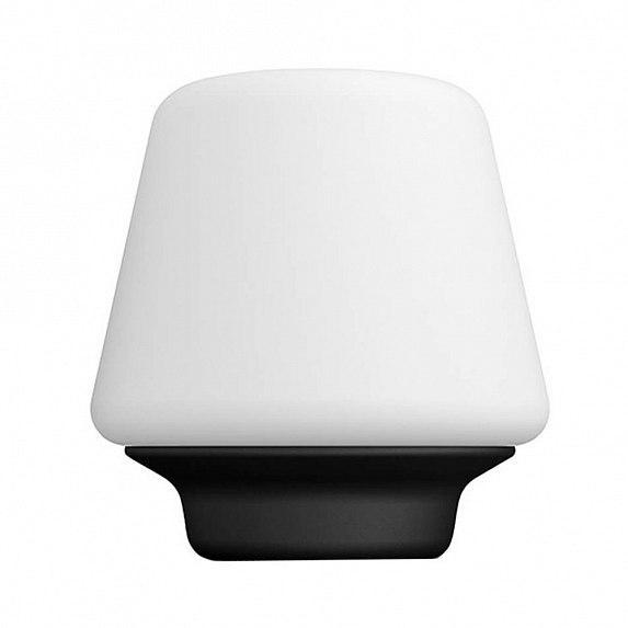 Настольная лампа PHILIPS Wellness Hue table lamp black 1x9.5W (40801/30/P7)