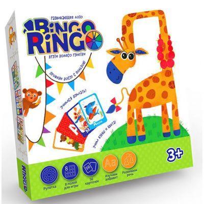 """Игра """"Bingo Ringo""""  рус.  /10"""