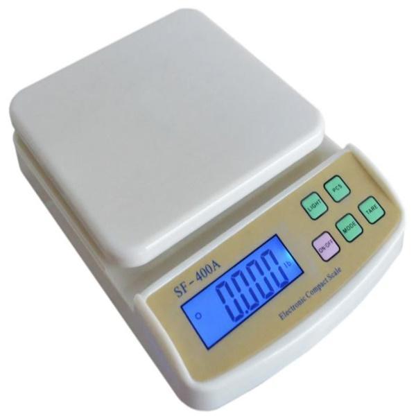 Весы кухонные электронные SF-400А (5 кг)