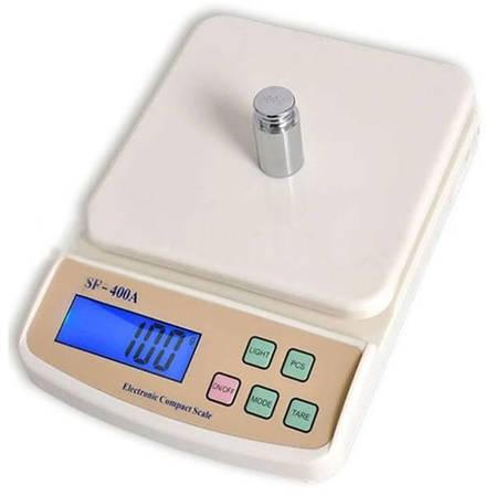 Весы кухонные электронные SF-400А (5 кг), фото 2