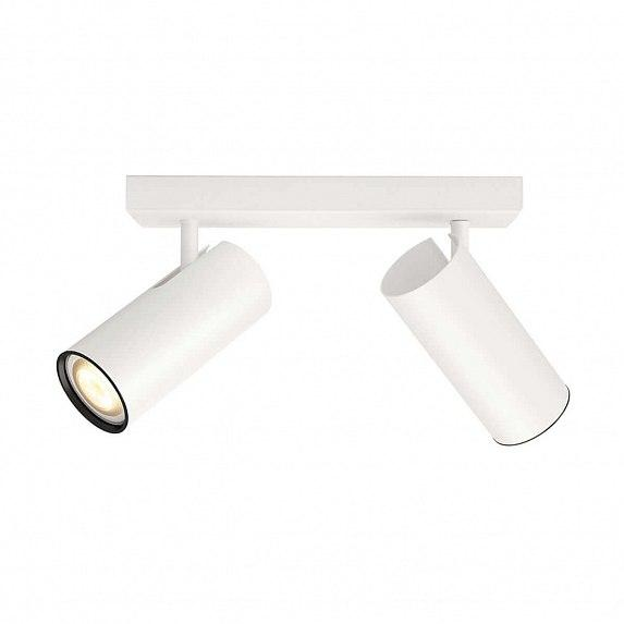 Смарт-светильник PHILIPS BURATTO bar/tube white 2x5.5W 240V (50462/31/P7)