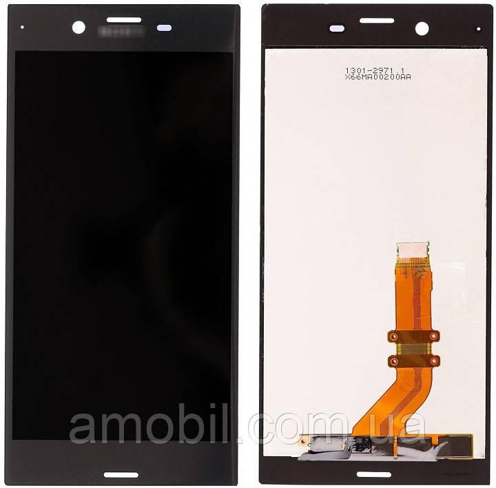 Дисплей + Сенсор Sony Xperia XZ F8331 / F8332 black orig