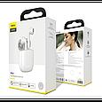 Bluetooth Наушники Baseus Encok Tws W04 White, фото 3