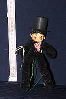 Кукла в национальном костюме 940228 целлулоид трубочист 18 см