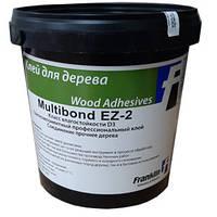 КЛЕЙ СТОЛЯРНЫЙ ДЛЯ ДЕРЕВА MULTIBOND EZ-2 D3 ПРОМТАРА 1 кг.