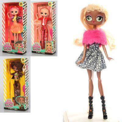 Кукла 533 LOL, шарнир. микс видов, в кор-ке 13,5-29,5-5 см, фото 2