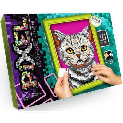 """Набор Мозаика тетрис """"Pixel mosaic"""", фото 2"""