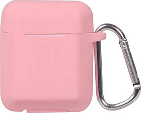 Кейс TOTO Plain Ling Angle Case AirPods Pink